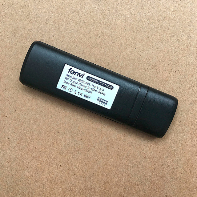 FV N700 ワイヤレス無線 LAN LAN アダプタ USB 2.0 ネットワークテレビカード 5 グラム 300 150mbps の無線 Lan ドングル用 WIS12ABGNX WIS09ABGN WIS12