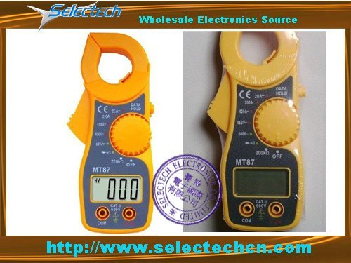 Digital Clamp Meter Voltage Volt AMP Meter SE-MT87