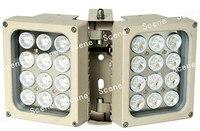 850nm 740nm 940nm 56 Вт ИК-осветитель, инфракрасная лампа, невидимый ИК-свет с алюминиевым материалом и источники света ночного видения
