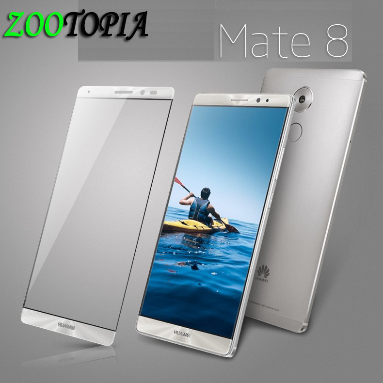 3d Handphone 9h 3d Full Cover Screen Protector For Huawei