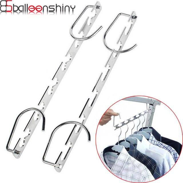 BalleenShiny Multifunzionale Pieghevole In Metallo Asciugatura Rapida Abbigliame
