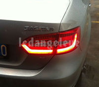 For VW New Jetta led tail lamp 2012 bw