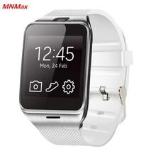 GV18 Neueste NFC Smart Uhr 1,55 «Bluetooth SmartWatch Telefon unterstützung NFC 1.3MP Cam Sync Anruf SMS für Samsung Android PK DZ09