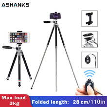ASHANKS  Mini Tripod for iPhone Samsung Xiaomi Huawei Mobile Phone Smartphone Ipad Gopro Camera Accessory