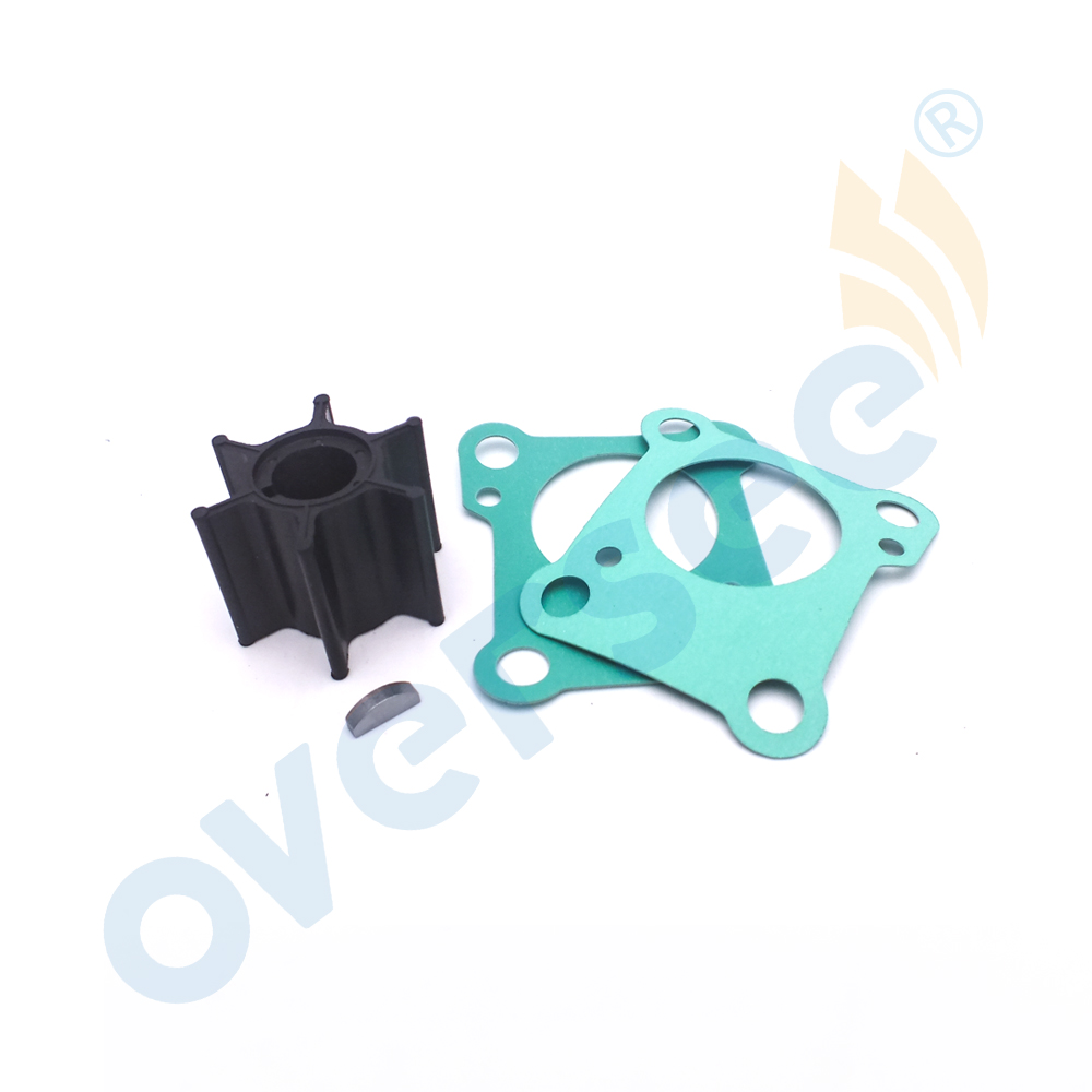 06192-ZV4-000 New Water Pump Impeller Service Kit for Honda Outboard BF9.9A BF15A  18-3280