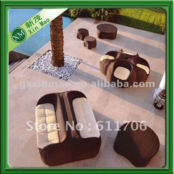 rattan furniture outdoor wholesale