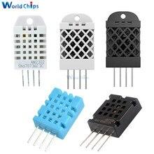 AM2302 DHT22 AM2320 SHT20 межсоединений интегральных схем I2C DC 3,3 V-5 V Цифровой Температура и влажности Сенсор модуль SHT20 чип высокой точности Сенсор