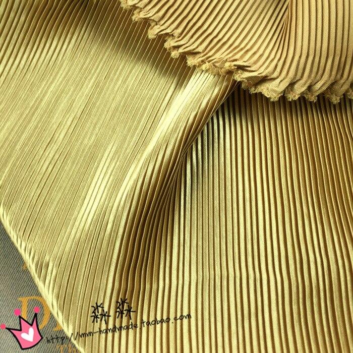 Aliexpress.com : Buy 1psc Garment fabric champagne gold