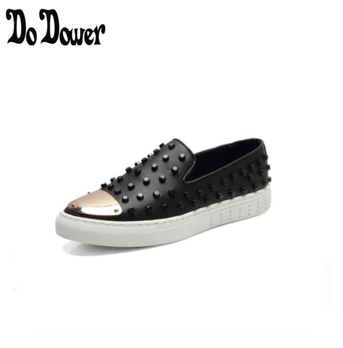 Nouveau luxe hommes chaussures de loisir à la mode argent paillettes loisirs sans lacet Rivets mocassins chaussures homme fête désherbage robe chaussures AXX350