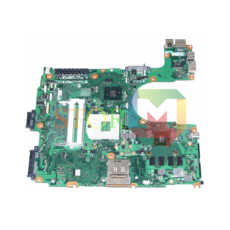 NOKOTION for toshiba tecra A11 laptop motherboard FHVSYC A5A002918010 hm55 DDR3 nokotion sps v000198120 for toshiba satellite a500 a505 motherboard intel gm45 ddr2 6050a2323101 mb a01