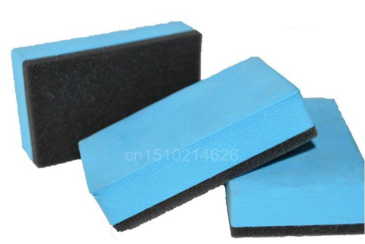 Revestimento do Carro Esponja de Polimento de Cera Chapeamento de Cristal Escova de Superfície de Pano Esponja Especial Chapeado