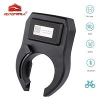 Bicycle GPS Tracker Bike Smart Lock GSM GPS Tracker Bluetooth Real time Google Map Bike Sharing Solution Urban OFO Mobility APP