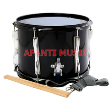 13 inch stainless steel Afanti Music High Snare Drum (AGS-007)