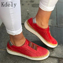 2019 Women Casual Shoes Fashion Mesh