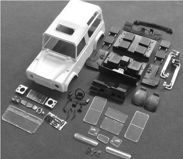 achetez en gros defender rc voiture en ligne des grossistes defender rc voiture chinois. Black Bedroom Furniture Sets. Home Design Ideas