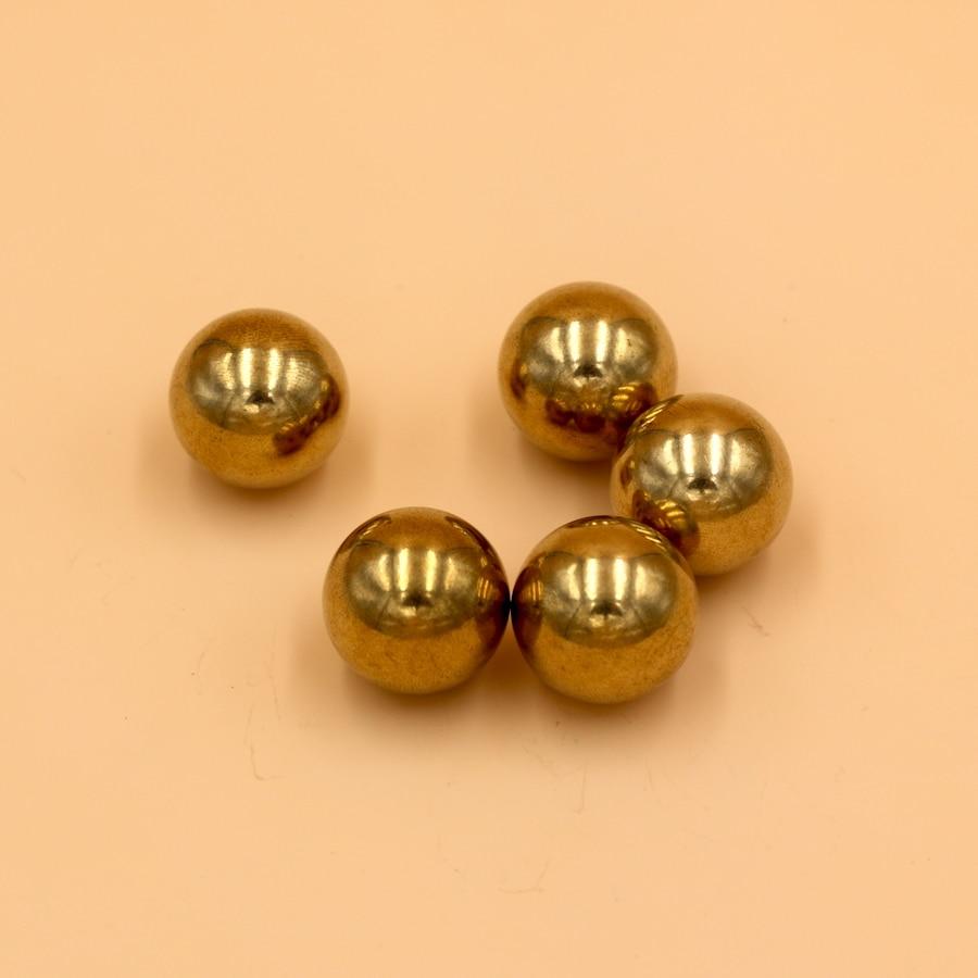 20 ミリメートル 50 個ソリッドブラス (H62) ベアリングボール高品質送料無料  グループ上の 家のリフォーム からの バルブボール の中 1