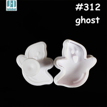 charms hallowmas plastic cake mold biscuit cookie cutter halloween cake decoration