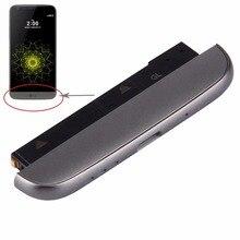 الجزء السفلي (جهاز شحن + ميكروفون + مكبر صوت قارع الأجراس) وحدة لـ LG G5/VS987 ، H840/H850 ، F700S/F700K/F700L ، LS992