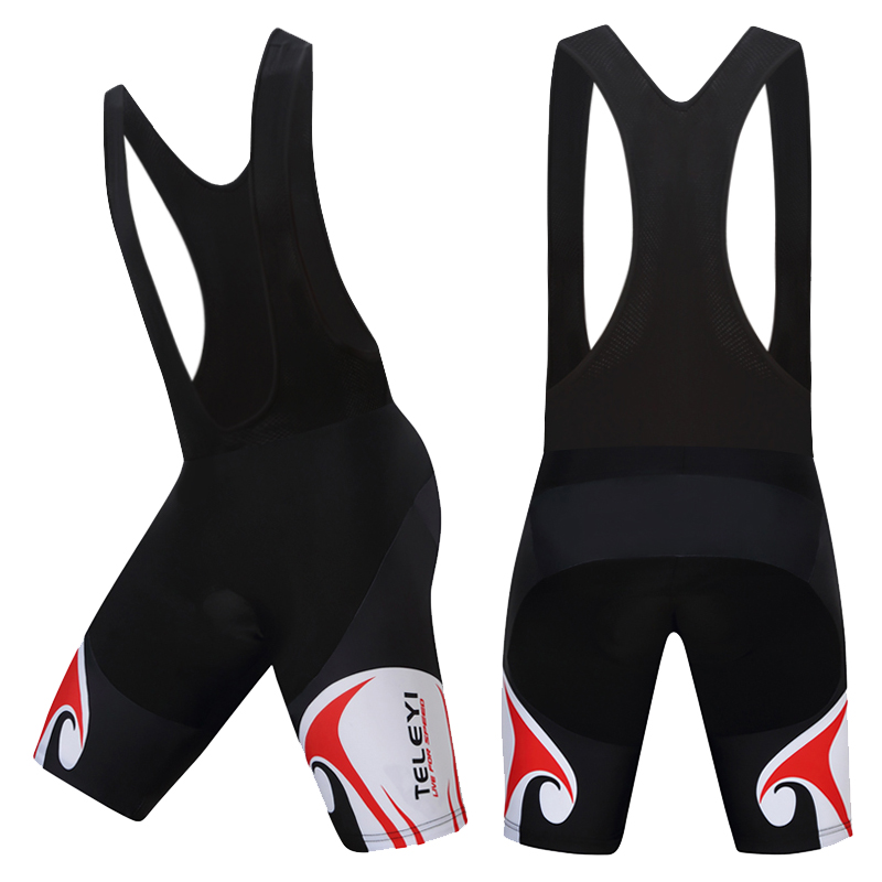 Men Breathable Cycling Bib Shorts 2018 MTB 5D Pads Short Outdoor Pro Team Riding Bib Shorts Bike Bicycle Clothing Ropa Ciclismo