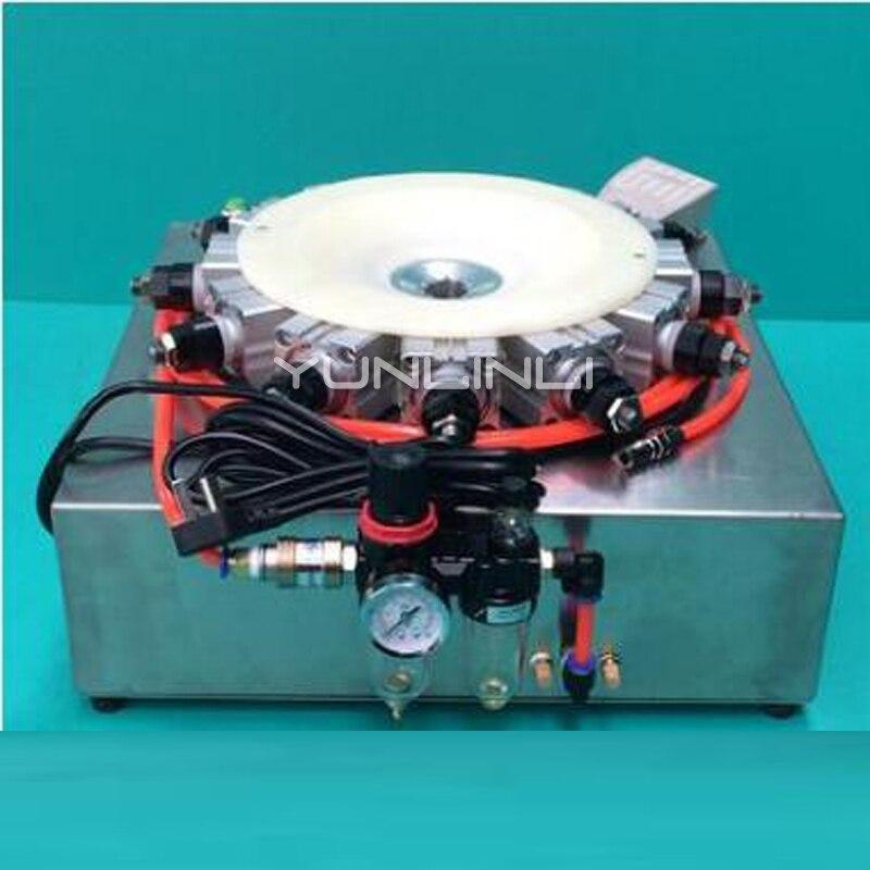 E27 энергосберегающие лампы головы машина 110 V/220 V 40 W коробка из нержавеющей стали Автоматическая лампа головы запорный механизм