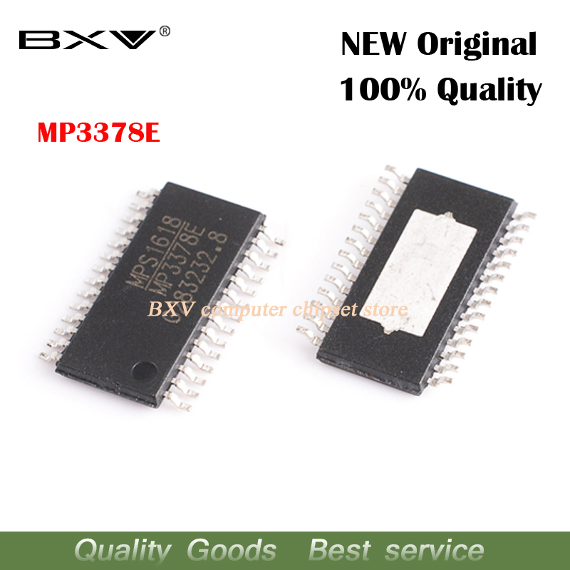 2pcs MP3378E MP3378 TSSOP-28 New Original Free Shipping