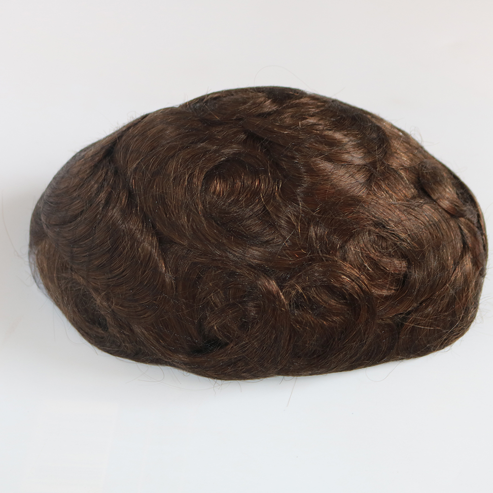light brown toupee