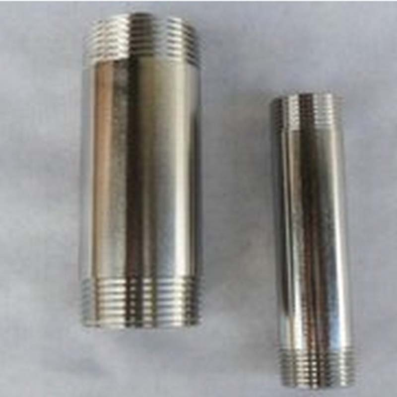 Dn quot stainless steel threaded tubing thread pipe