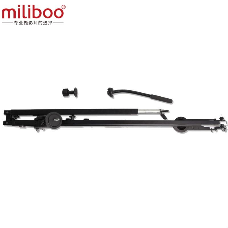 miliboo MYB501 3.1m Aluminium Camera Crane Jib Arm Opvouwbaar - Camera en foto - Foto 4
