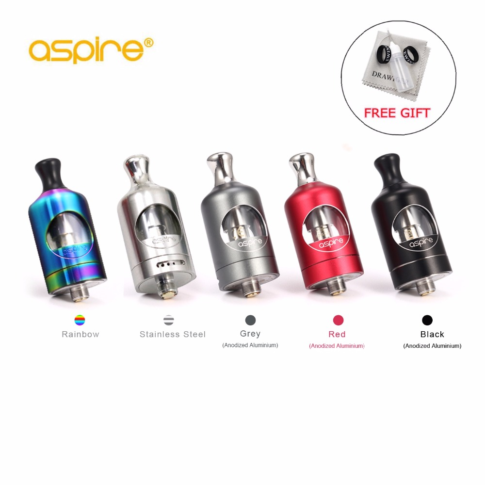 все цены на Aspire Nautilus 2 Atomizer Electronic Cigarette MTL Tank with Nautilus 0.7 ohm 1.8ohm BVC Coil Vape Tank for E Cigarette Box Mod онлайн