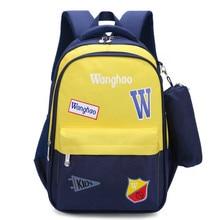 цена на Children School Bags For Girls Boys Children Backpack In Primary School Backpacks Mochila Infantil Zip School Bag orthopedic bag