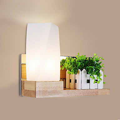Concise Style Wood Modern LED Wall Light Lamp For Home, LED Wall Sconce Wandlampe Lamparas De Pared  concise style modern wall light lamp led for home lighting wall sconce arandela lamparas de pared