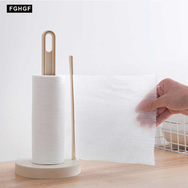 1 p odpinany do kuchni uchwyt na papier toaleta wc stojak do przechowywania serwetki Tissue Rack dekoracja stołu organizacja domu