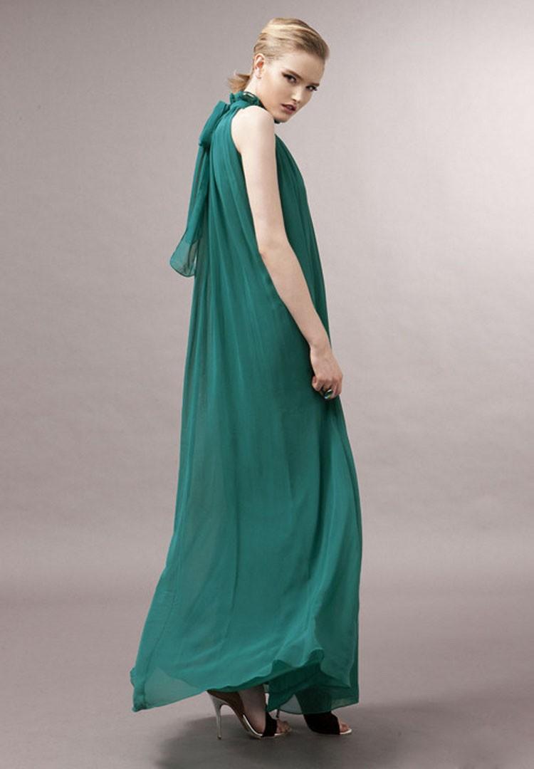 Women Summer Bohemian Style Long Chiffon Dress Ladies Clothes Pregnant Maternity Dresses Maternidade Pregnancy Clothing 19