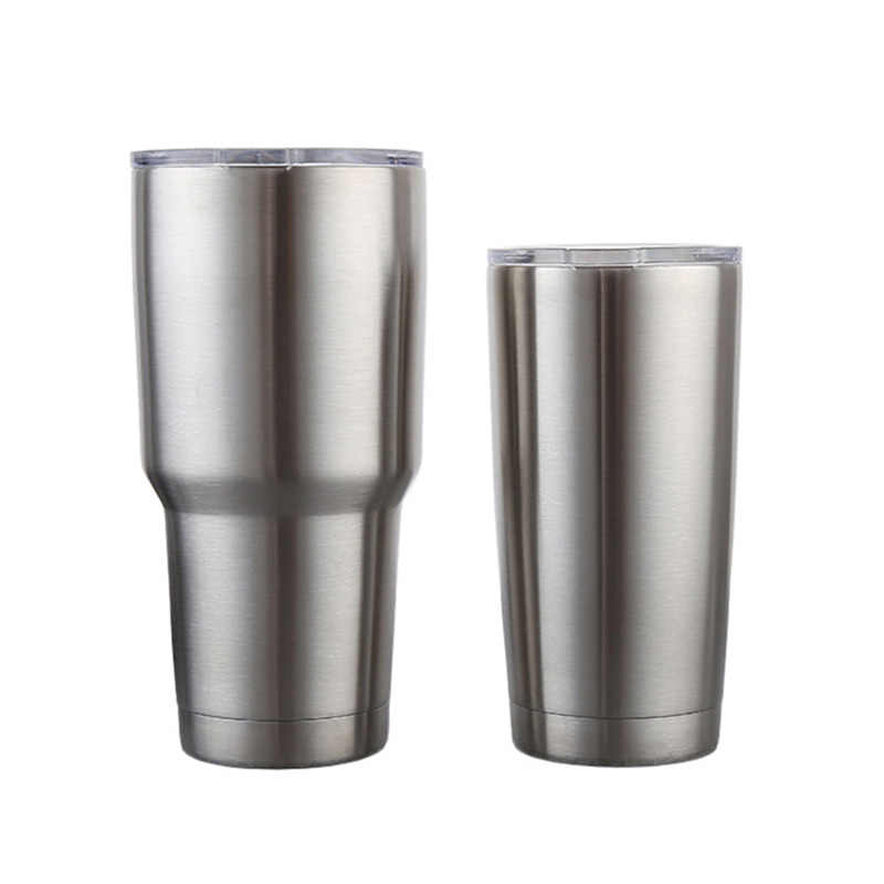 2b7b581d907 20/30 OZ Stainless Steel Travel Mug Double Wall Vacuum Insulation Water Coffee  Cup Insulated