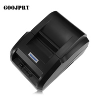 GOOJPRT 58H USB 58MM Thermal Printer Receipt Printing Machine For Supermarket