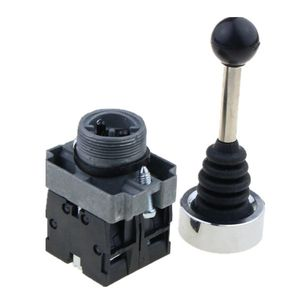 Image 3 - XD2PA12CR 2Positions Latching Maintained Wobble Stick Joystick Switch