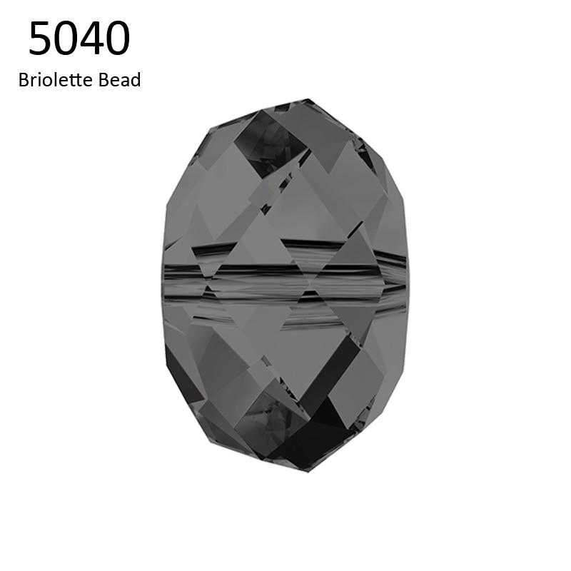 5040 Swarovski® Crystal Beads Briolette 4mm
