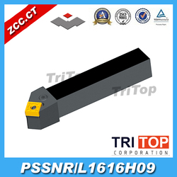 ZCC.CT PSSNR PSSNL 1616H09 tokarka CNC uchwyt narzędzia tokarskie zewnętrzne narzędzia tokarskie do SN ** wkładka P uchwyt mocujący