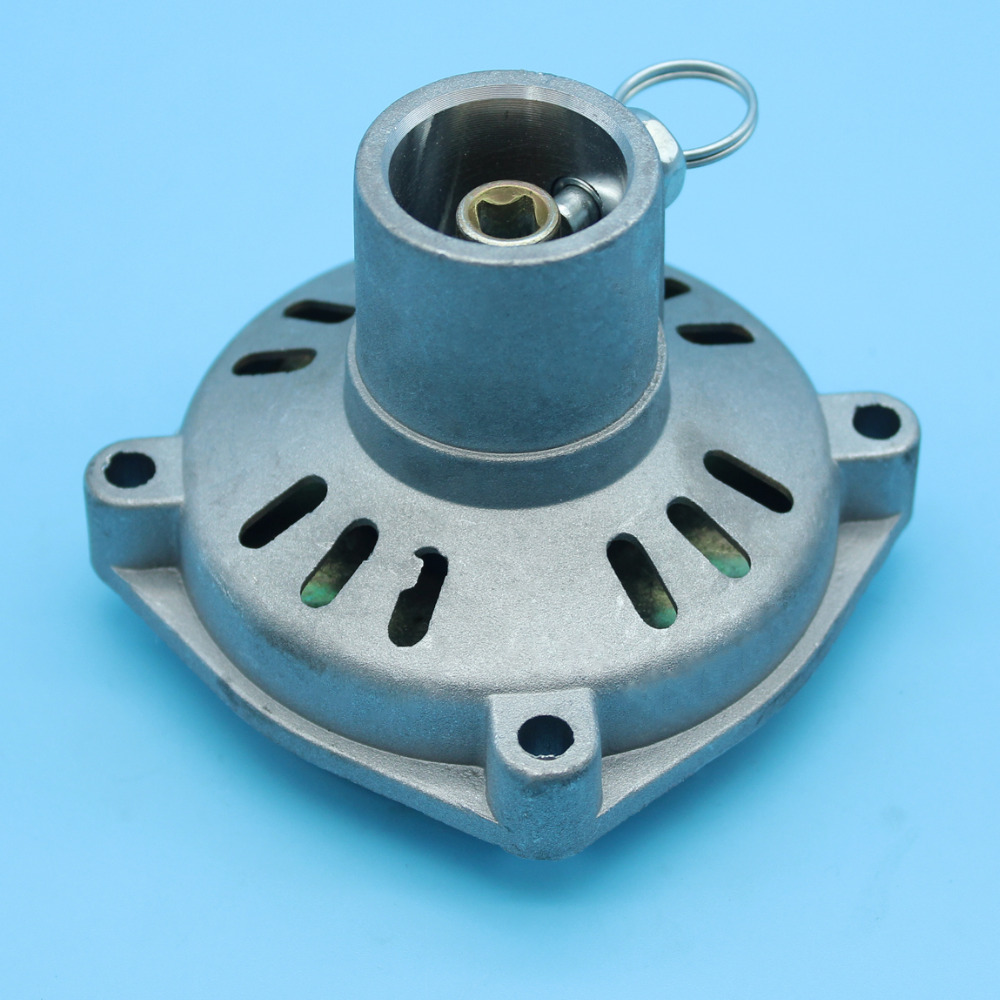 Clutch Drum Cover Assy fits for Honda GX31 GX35 GX35NT HHT31S GX 31 35 35NT Grass Strimmer Trimmers Brush Cutter Engines gx31 clutch ay od 76mm aluminum for honda gx35 mitsubishi tb50