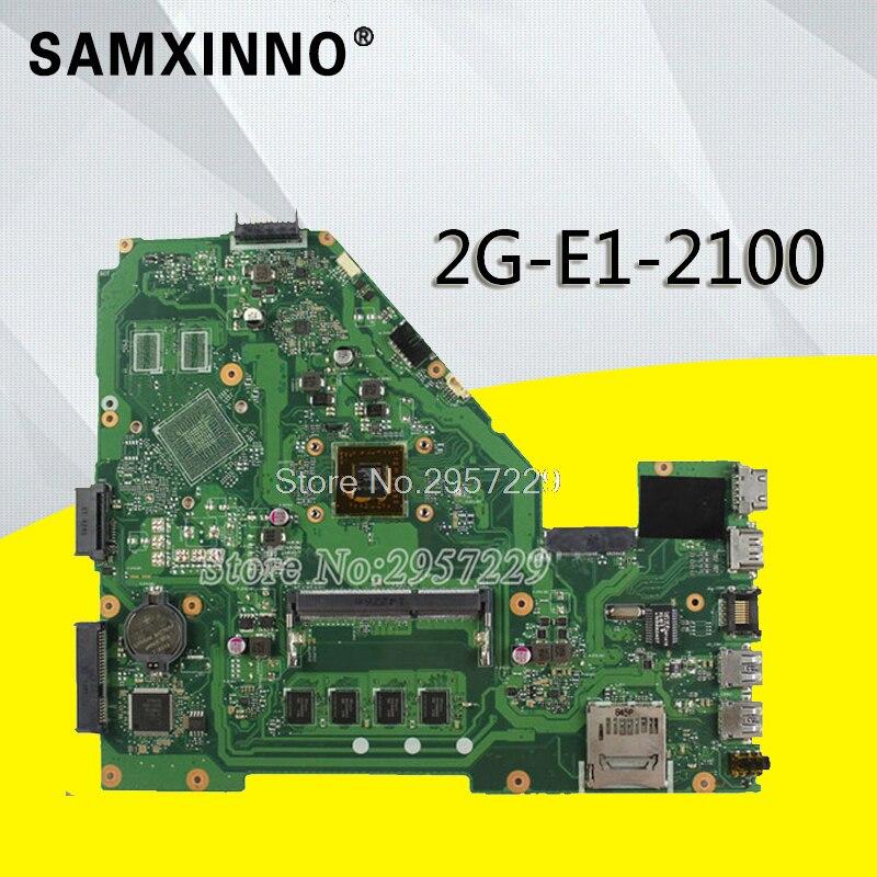 X550EA Motherboard REV:2.0-E1-2100 For ASUS X552EA X552E A552E laptop Motherboard X550EA Mainboard X550EA Motherboard test ok