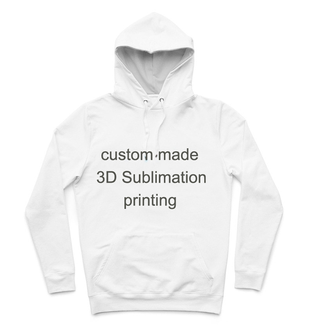 5aa81a48e REAL American SIZE Custom - Create your own - 3D Sublimation Printing Hoody  / Hoodie Plus size