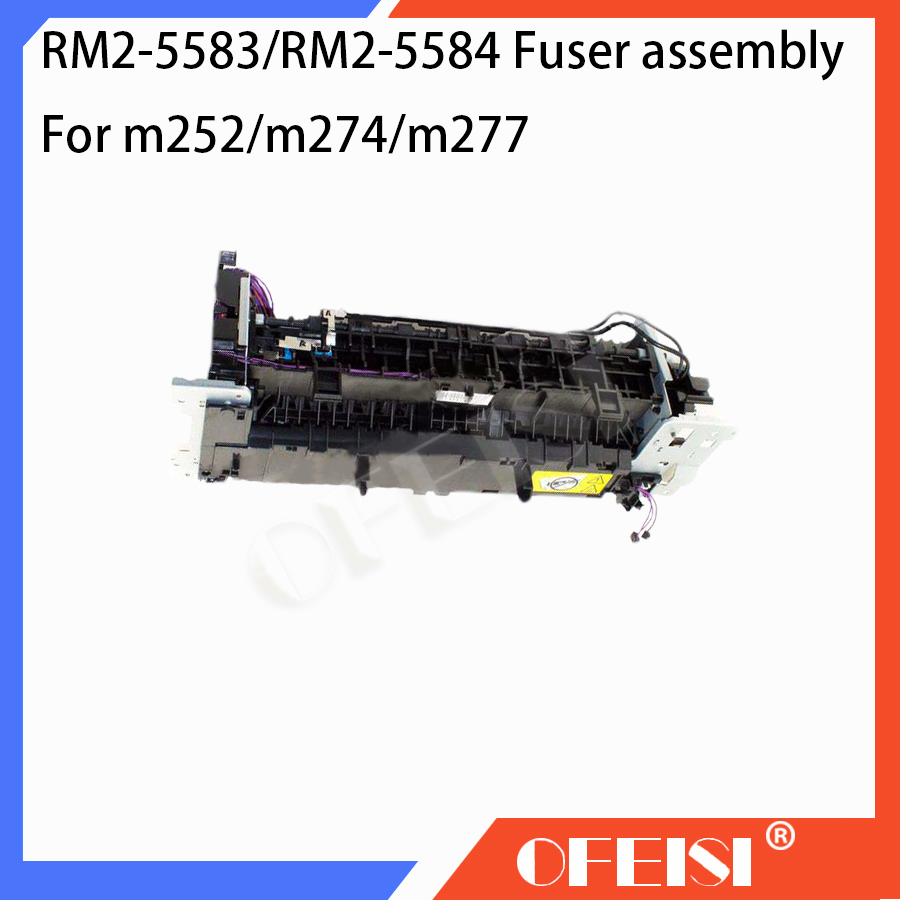 New Original RM2-5583 RM2-5584 Fuser assembly for HP CLJ Pro M252DW M252n M274 M277DW M277N Fuser kit printer parts все цены