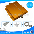 1 Set GSM 900Mhz 1800Mhz Dual Band Repeater 65dB Gain Mobile Phone Signal Booster GSM900 4G LTE 1800 Cellular Amplifier Antenna