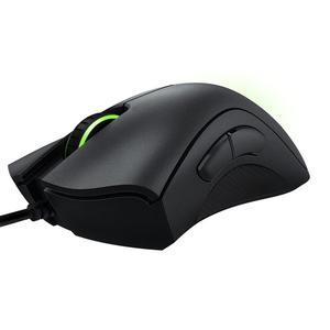Image 3 - Razer Deathadder Essential mouse профессиональная Проводная игровая мышь USB Mouse 2000DPI освещение эргономичные оптические мыши для компьютера, ПК, Новинка