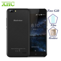 Newest Blackview A7 5 0 Android 7 0 Mobile Phone Dual Back Cameras 1GB 8GB MTK6580A