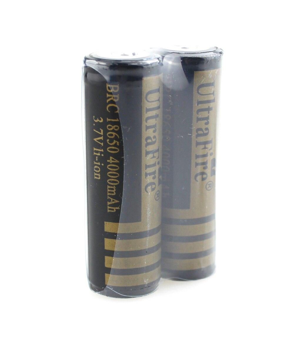 209be549ea4 ̀ •́ U-F BRC18650 4000 mAh 3.7 V li-ion recargable con protegida PCB ...