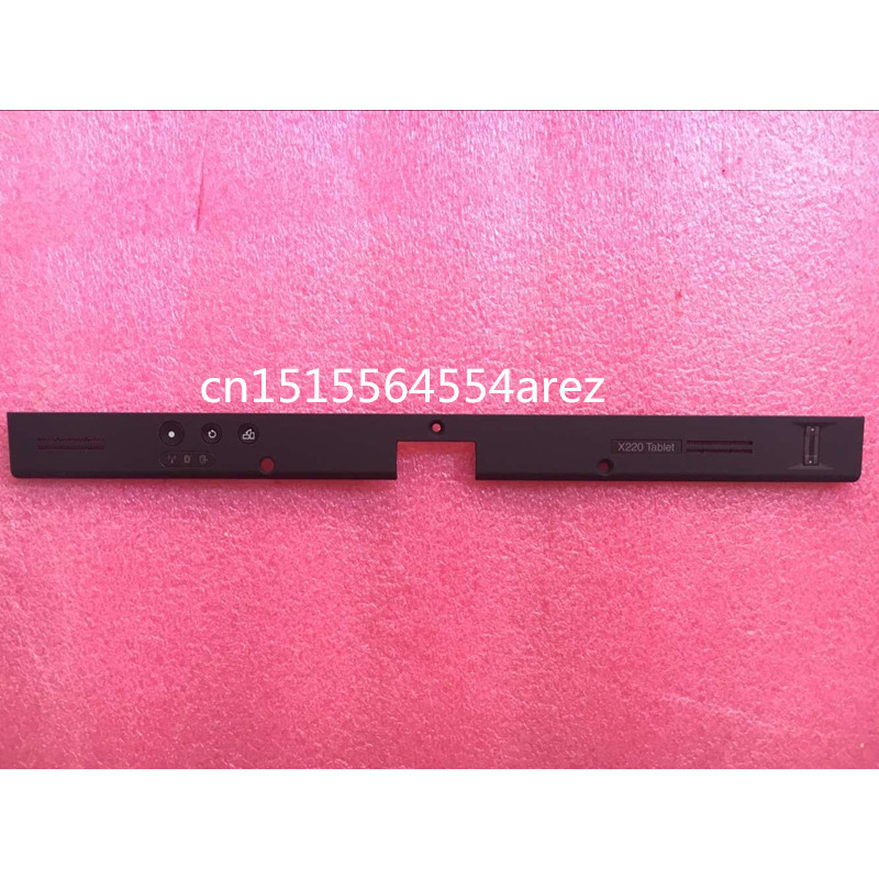 New Original laptop Lenovo ThinkPad X220T X230T Fingerprint recognizer Switch button X220 X230 Tablet LCD Bezel