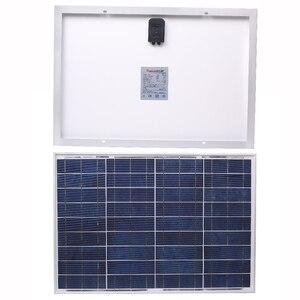Image 3 - Dokio 30 to 80w 18v/12v Polycrystalline Solar Panel High Efficiency Tempered Glass Home Solar Panel 30w 40w 80w