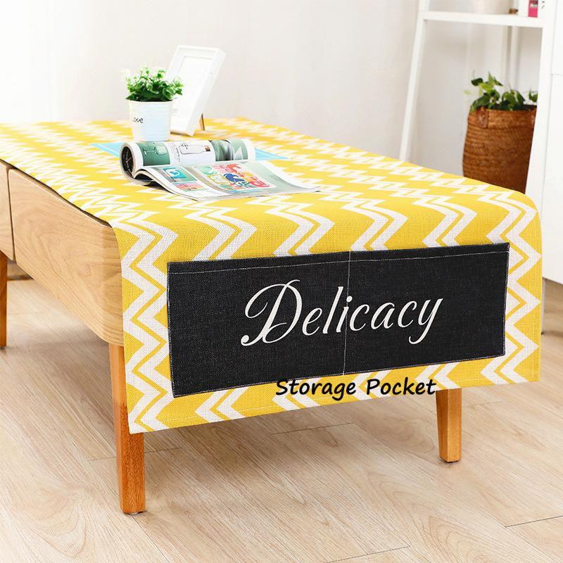 Aliexpress.com : Buy Nordic Cotton Linen Art Tablecloth