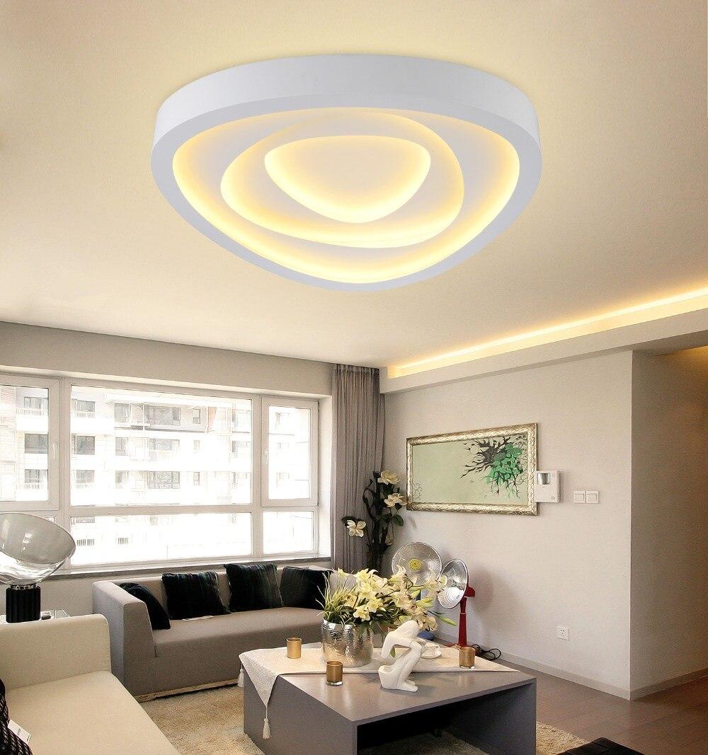 Modern Led Ceiling Lights For Living Room Bedroom Kitchen Lamp Layer ...
